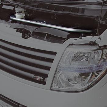 E51系 エルグランド用スルガタワーバー【ハイグレードモデル】