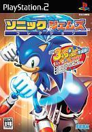 【中古】PS2ソフト ソニック ジェムズ コレクション