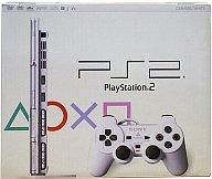 【中古】PS2ハード プレイステーション2本体 セラミック・ホワイト