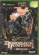 【中古】XBソフト Dinosaur Hunting ~失われた大地~