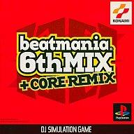 中古 PSソフト 贈答 beatmania 6TH AL完売しました。 + MIX REMIX CORE