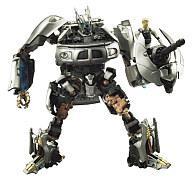 【中古】おもちゃ RA-32 オートボット ジャズ & レノックス少佐 「トランスフォーマー ムービー」