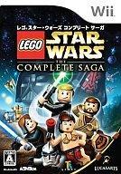 中古 アウトレットセール 特集 Wiiソフト レゴ スター ウォーズ サーガ 爆買い送料無料 コンプリート