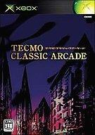 【中古】XBソフト TECMO CLASSIC ARCADE