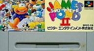 中古 スーパーファミコンソフト 信憑 スーパージェームスポンド2 ACG 箱説なし セール特別価格