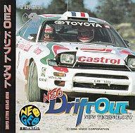 【中古】ネオジオCDソフト ネオドリフトアウト(CD-ROM)
