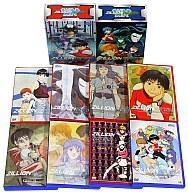 【中古】アニメDVD 赤い光弾ジリオン DVD-BOX全2巻セット