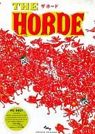 【エントリーでポイント最大27倍!(6月1日限定!)】【中古】PC-9821 CDソフト THE HORDE ザ ホード
