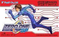 【中古】GBAソフト ZERO ONE SP