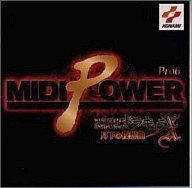 【中古】アニメ系CD MIDI POWER Pro6 / 悪魔城ドラキュラX~月下の夜想曲~