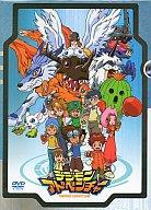【中古】アニメDVD デジモンアドベンチャー DVD-BOX