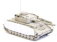 【中古】プラモデル 1/35 WW.II ドイツ軍 IV号戦車J型 (中期型) [6556]