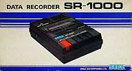 【中古】セガSG1000ハード(SC3000) SC SR-1000テープレコーダー