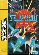 【中古】メガドライブソフト(スーパー32X) ステラアサルト