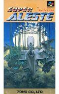 【中古】スーパーファミコンソフト SUPER ALESTE(スーパーアレスタ)
