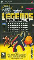 激安卸販売新品 エントリーでポイント10倍 4月16日01:59まで 中古 PSPソフト EU版 Legends 期間限定 Power-Up Taito 国内版本体動作可