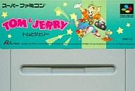中古 至上 スーパーファミコンソフト トムとジェリー NEW売り切れる前に☆ 箱説なし ACG