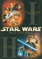 中古 期間限定特価品 洋画DVD 驚きの価格が実現 スター ウォーズ エピソード1 ダブルパック 2
