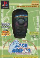 【中古】PS2ハード アスキーグリップ V2 ~サカつく2002スターターキット~