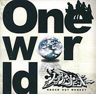 【中古】邦楽CD KNOCK OUT MONKEY / One world