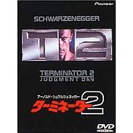 超人気 中古 洋画DVD 評判 ターミネーター2 DTS '91米 パイオニア