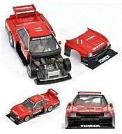 【中古】ミニカー 1/64 トミカ スカイライン スーパーシルエット 1983年 前期型(レッド×ブラック) 「トミカリミテッドヴィンテージNEO」