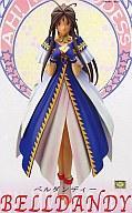 【中古】フィギュア ベルダンディー 「ああっ女神さまっ」 フィギュアシリーズNo.1 1/4 コールドキャスト製塗装済完成品