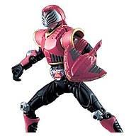 中古 フィギュア 新色追加して再販 仮面ライダーライア 装着変身 仮面ライダー龍騎 超合金 数量限定 GD-71
