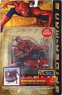 【中古】フィギュア スーパーポーザブル スパイダーマン「スパイダーマン2」6インチフィギュアアソート2