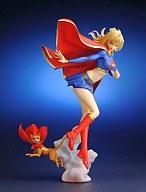 【中古】フィギュア スーパーガール 「スーパーマン」 DCコミック美少女 1/7スケール PVC製塗装済みスタチュー【タイムセール】