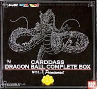 【中古】トレカ カードダス ドラゴンボール COMPLETE BOX Vol.1 premium set