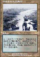 【中古】マジックザギャザリング/日本語版/R/オンスロート/土地 [R] : 汚染された三角州/Polluted Delta