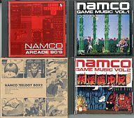 【中古】アニメ系CD NAMCO TRILOGY BOX2 [BOX付3巻セット]