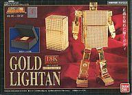 【中古】フィギュア 超合金魂 GX-32 ゴールドライタン 18金メッキ仕上げ「ゴールドライタン」