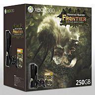 【中古】XBOX360ハード Xbox360本体(250GB) モンスターハンターフロンティアトライアルパック