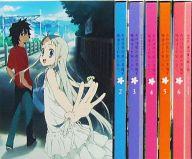 【中古】アニメBlu-ray Disc あの日見た花の名前を僕達はまだ知らない。完全生産限定版全6巻セット