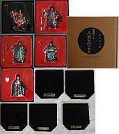【中古】フィギュア 三國志 川本喜八郎コレクション 塗装済完成品 5体セット
