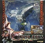【中古】フィギュア 銀火竜 リオレウス(希少種) モンハン部限定「モンスターハンター」PVC塗装済み完成品