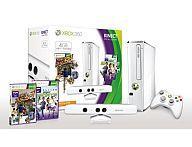 【中古】XBOX360ハード Xbox360本体 ピュアホワイト(4GB) + Kinectスペシャルエディション