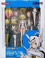 【中古】フィギュア [単品] 天使型MMS アーンヴァルMk.2 「PSPソフト 武装神姫 BATTLE MASTERS 特別版」 同梱特典