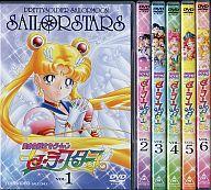 【中古】アニメDVD 美少女戦士セーラームーン セーラースターズ 通常版全6巻セット