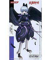 【中古】フィギュア 忍者型MMS フブキ 黒き翼ver. 「武装神姫」