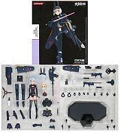 【中古】フィギュア 戦闘機型MMS 飛鳥 -アスカ- 夜戦仕様 「武装神姫」 コナミスタイル限定