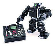 【中古】おもちゃ Omnibot17μ i -SOBOT (ブラックVer.)