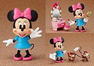 【中古】フィギュア ねんどろいど ミニーマウス 「MICKEY MOUSE」