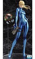 【中古】フィギュア サムス・アラン ゼロスーツver. 「METROID Other M」 1/8 塗装済み完成品フィギュア