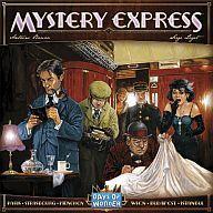 【中古】ボードゲーム ミステリー・エクスプレス (Mystery Express)