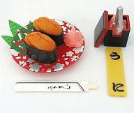 中古 食玩 トレーディングフィギュア 初売り 回転寿司 ストア 10.うに ぷちサンプルシリーズ5