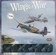 【中古】ボードゲーム ウィングス・オブ・ウォー WWII デラックスセット 日本語版 (Wings of War: WWII Deluxe set)