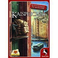 【中古】ボードゲーム 倉庫の街 拡張セット 波止場の倉庫 (Kaispeicher) [日本語訳付き]